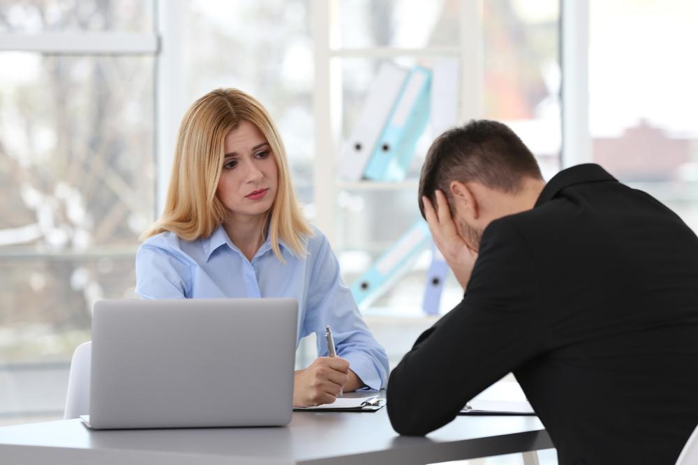 Wie rette ich mich aus einem missglückten Interview – eine Anleitung in vier Schritten