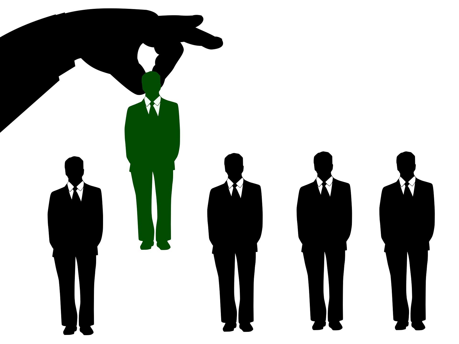 Aschenputtel und die Personalrekrutierung